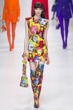 Versace Spring 2018 Ready-to-Wear
