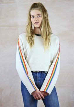 Fresh Cream Rainbow Jumper $42.73